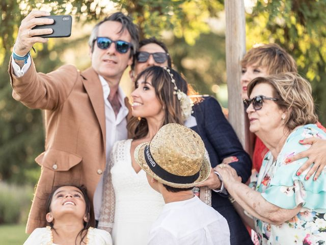 La boda de Javi y Irene en Madrid, Madrid 45