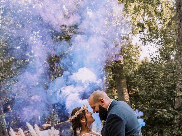 La boda de Ruben y Meritxell en Vilobi Del Penedes, Barcelona 4