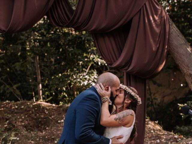 La boda de Ruben y Meritxell en Vilobi Del Penedes, Barcelona 5