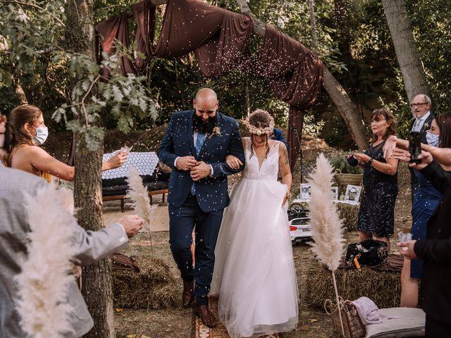 La boda de Ruben y Meritxell en Vilobi Del Penedes, Barcelona 6