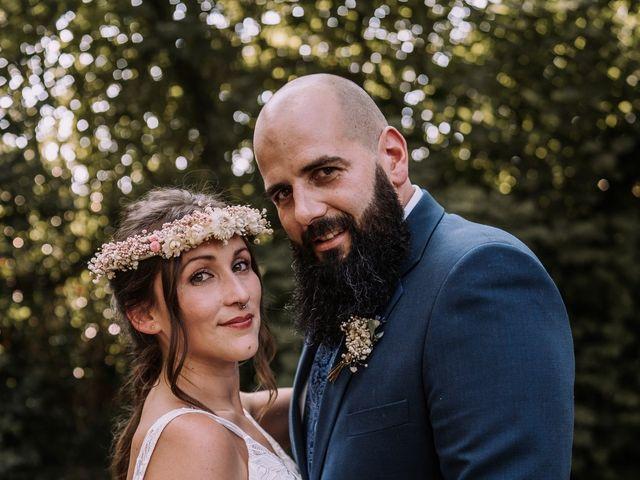 La boda de Ruben y Meritxell en Vilobi Del Penedes, Barcelona 7