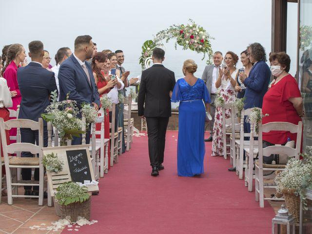 La boda de Alberto y Ester en Benajarafe, Málaga 2