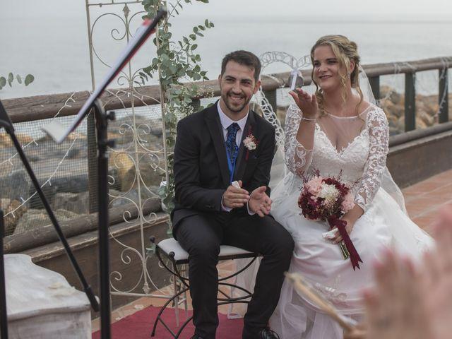La boda de Alberto y Ester en Benajarafe, Málaga 3