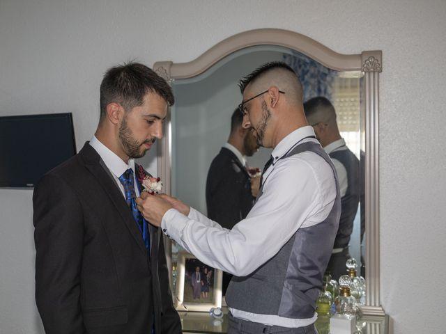 La boda de Alberto y Ester en Benajarafe, Málaga 7