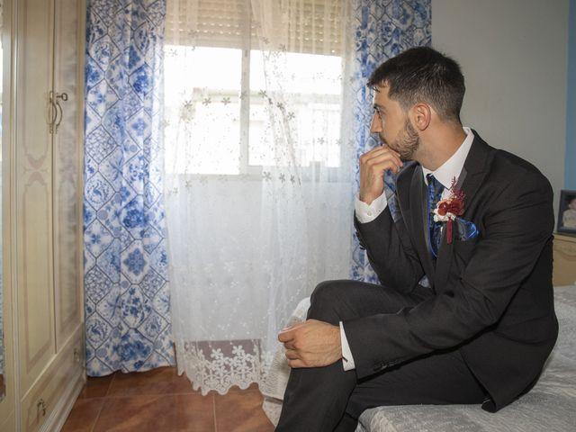 La boda de Alberto y Ester en Benajarafe, Málaga 8