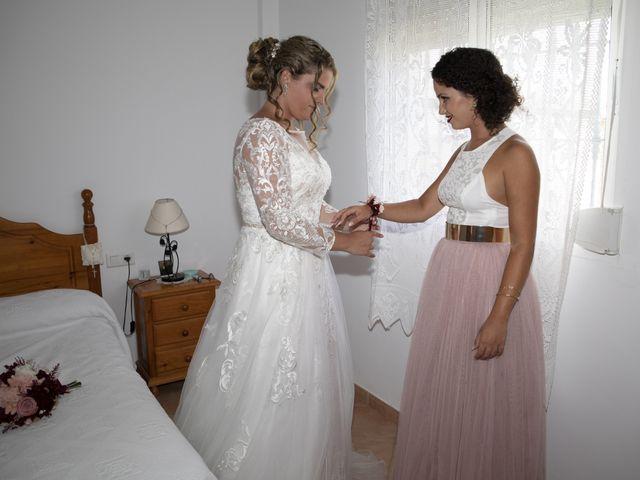 La boda de Alberto y Ester en Benajarafe, Málaga 15