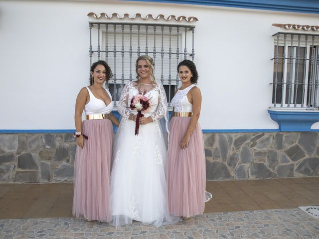 La boda de Alberto y Ester en Benajarafe, Málaga 18