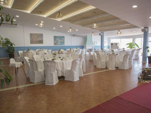 La boda de Alberto y Ester en Benajarafe, Málaga 19