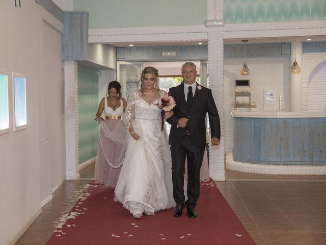 La boda de Alberto y Ester en Benajarafe, Málaga 21
