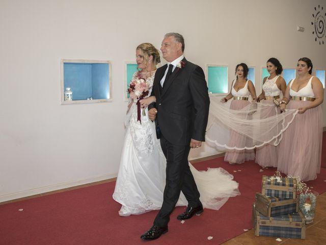 La boda de Alberto y Ester en Benajarafe, Málaga 22