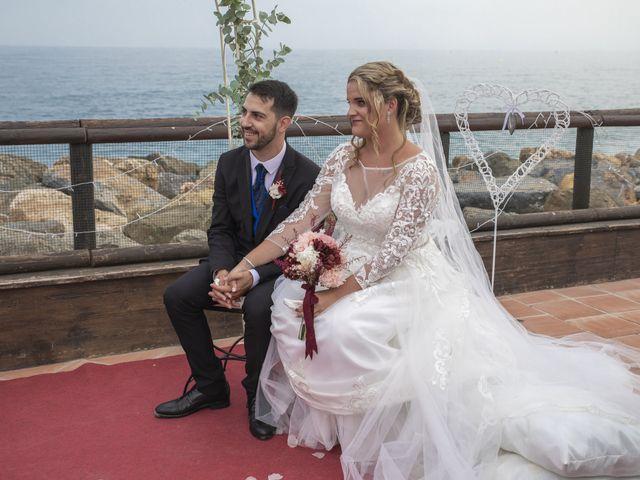 La boda de Alberto y Ester en Benajarafe, Málaga 23