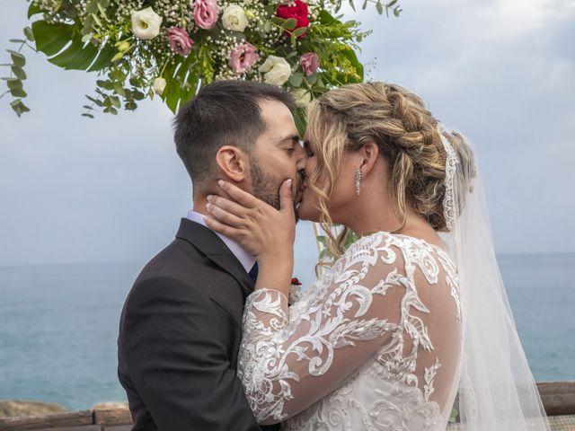 La boda de Alberto y Ester en Benajarafe, Málaga 24