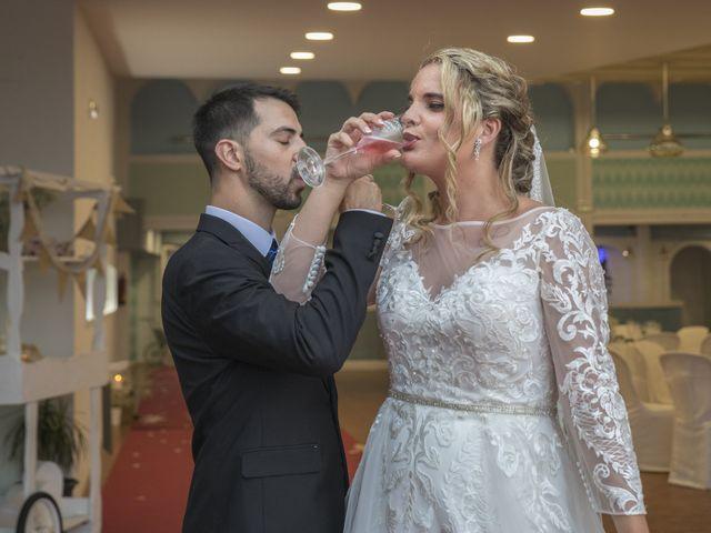 La boda de Alberto y Ester en Benajarafe, Málaga 25