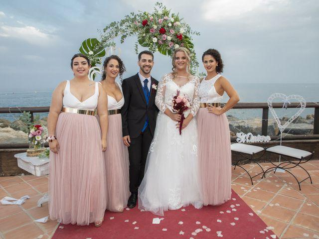 La boda de Alberto y Ester en Benajarafe, Málaga 26