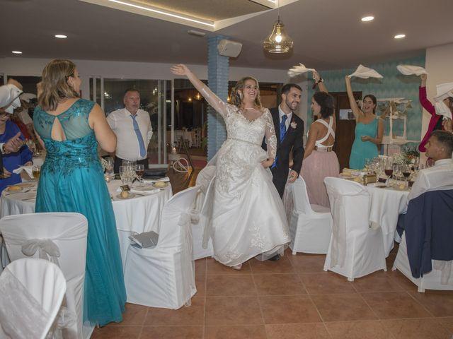 La boda de Alberto y Ester en Benajarafe, Málaga 27