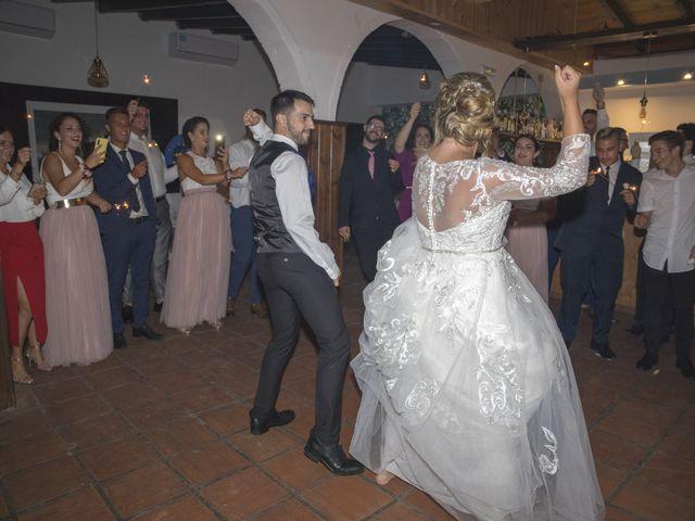 La boda de Alberto y Ester en Benajarafe, Málaga 29