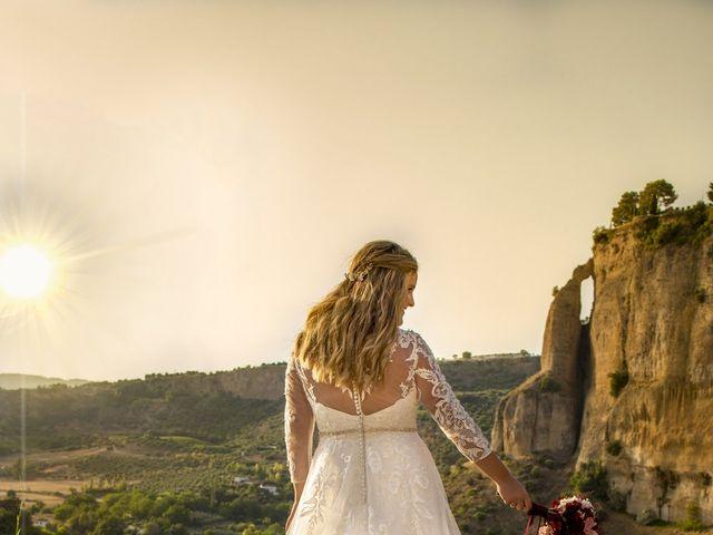 La boda de Alberto y Ester en Benajarafe, Málaga 31