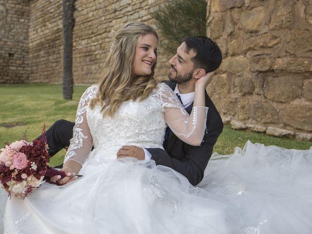 La boda de Alberto y Ester en Benajarafe, Málaga 33