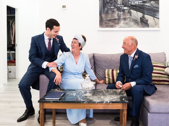 La boda de Nacho y María en Madrid, Madrid 38