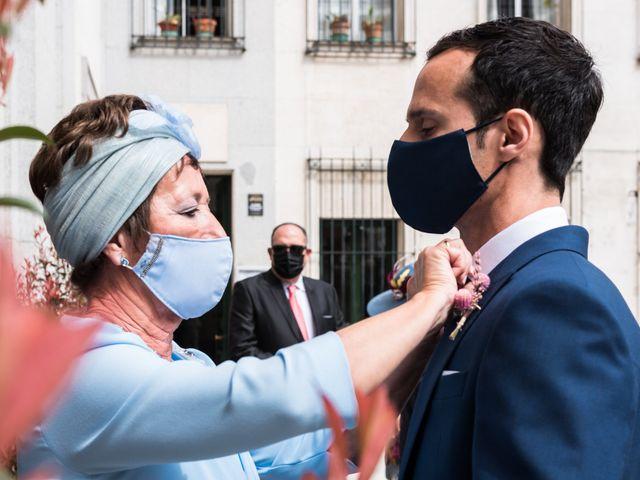 La boda de Nacho y María en Madrid, Madrid 46