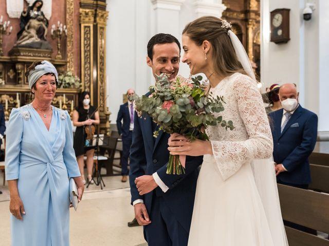 La boda de Nacho y María en Madrid, Madrid 65