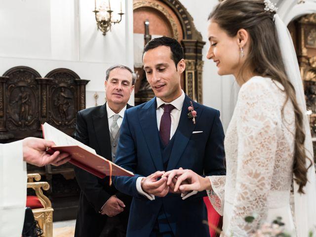 La boda de Nacho y María en Madrid, Madrid 67