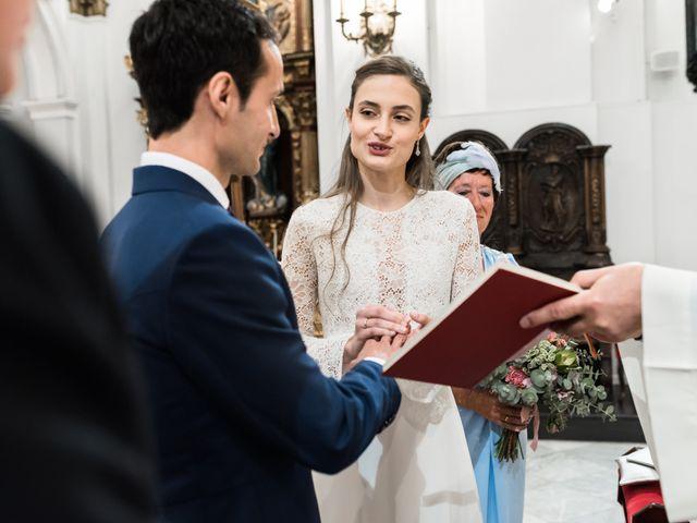 La boda de Nacho y María en Madrid, Madrid 69