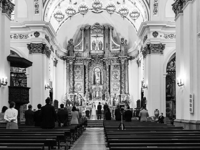 La boda de Nacho y María en Madrid, Madrid 71