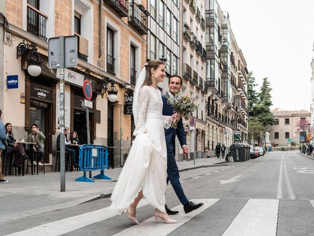 La boda de Nacho y María en Madrid, Madrid 72