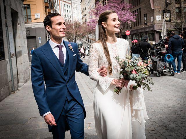 La boda de Nacho y María en Madrid, Madrid 73