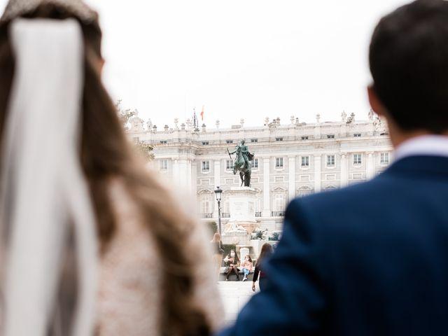 La boda de Nacho y María en Madrid, Madrid 75