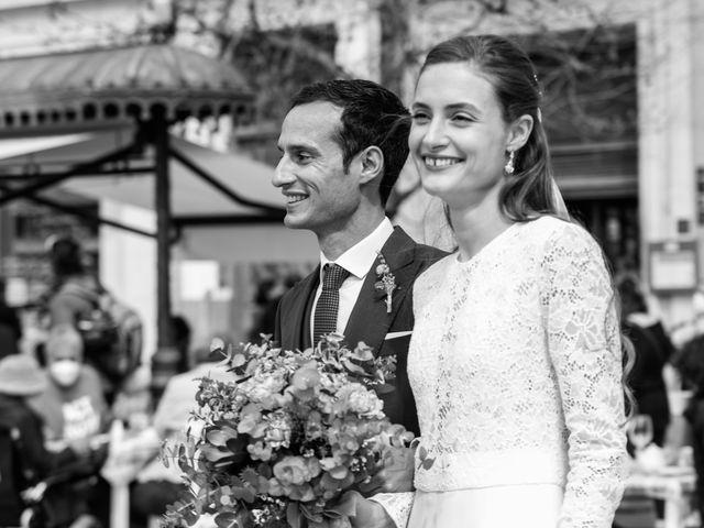 La boda de Nacho y María en Madrid, Madrid 77