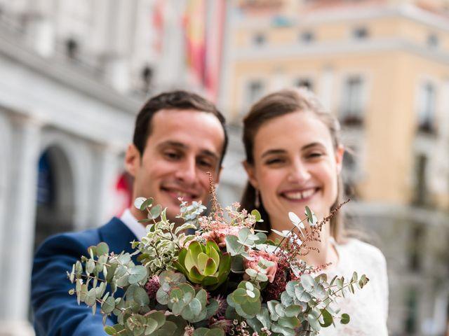 La boda de Nacho y María en Madrid, Madrid 78