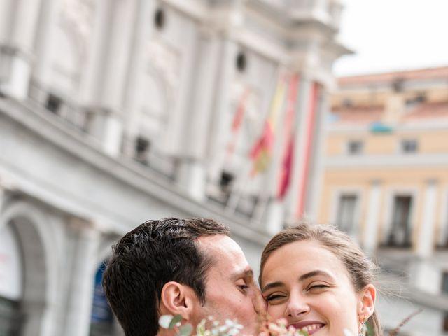 La boda de Nacho y María en Madrid, Madrid 79