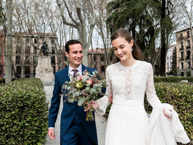 La boda de Nacho y María en Madrid, Madrid 81