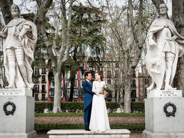 La boda de Nacho y María en Madrid, Madrid 84