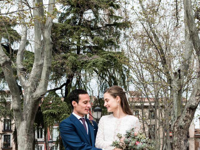 La boda de Nacho y María en Madrid, Madrid 85