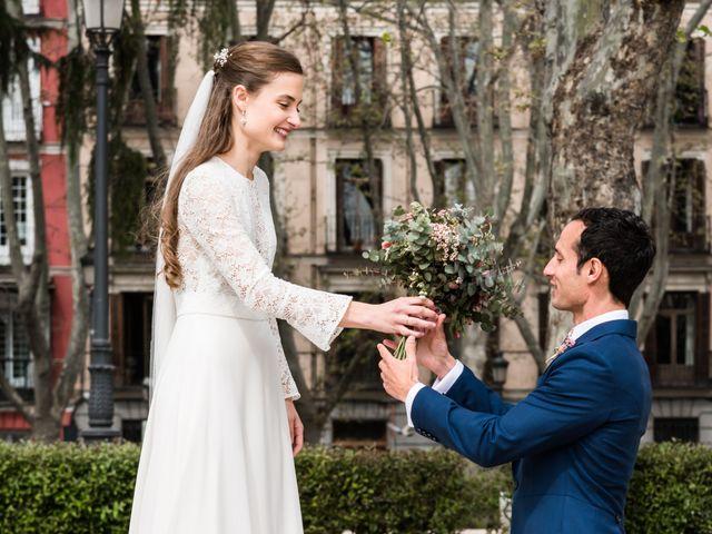 La boda de Nacho y María en Madrid, Madrid 90