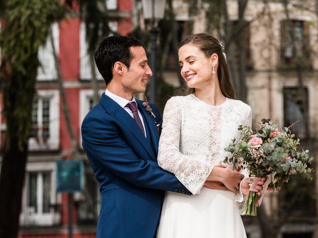 La boda de Nacho y María en Madrid, Madrid 91