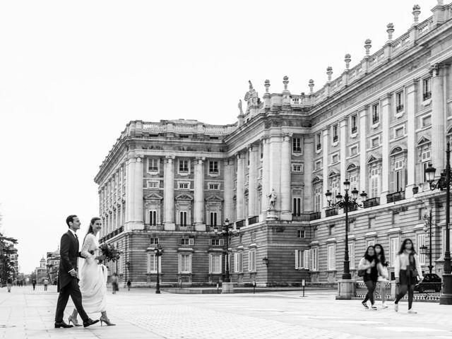 La boda de Nacho y María en Madrid, Madrid 92