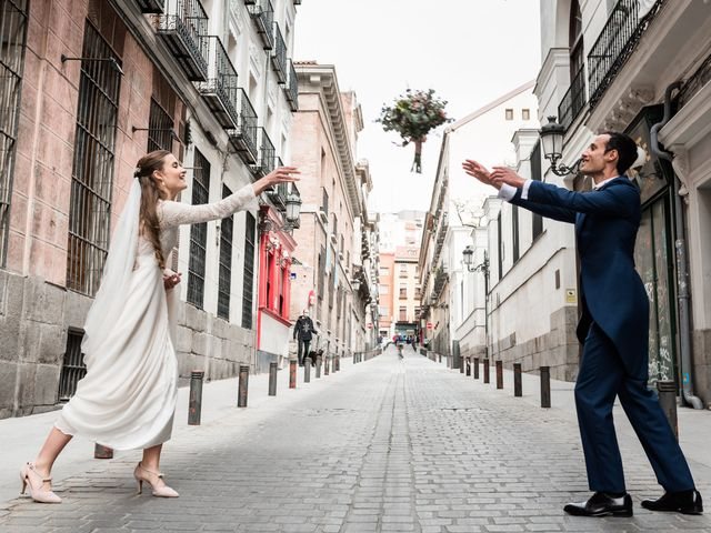 La boda de Nacho y María en Madrid, Madrid 99