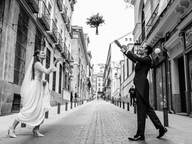 La boda de Nacho y María en Madrid, Madrid 100