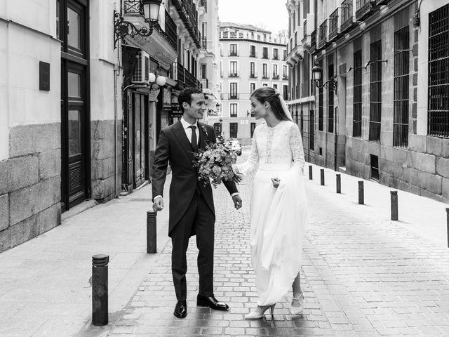 La boda de Nacho y María en Madrid, Madrid 101