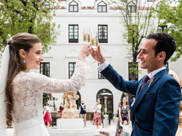 La boda de Nacho y María en Madrid, Madrid 105