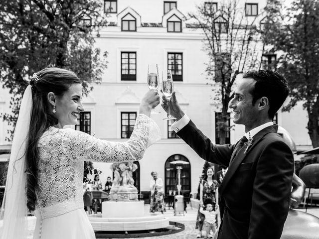 La boda de Nacho y María en Madrid, Madrid 106