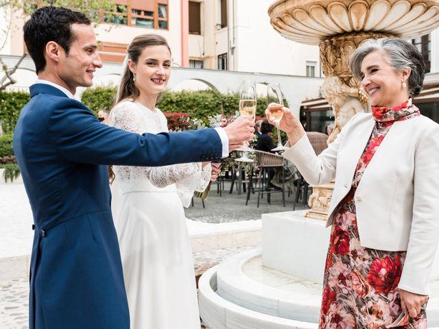 La boda de Nacho y María en Madrid, Madrid 108
