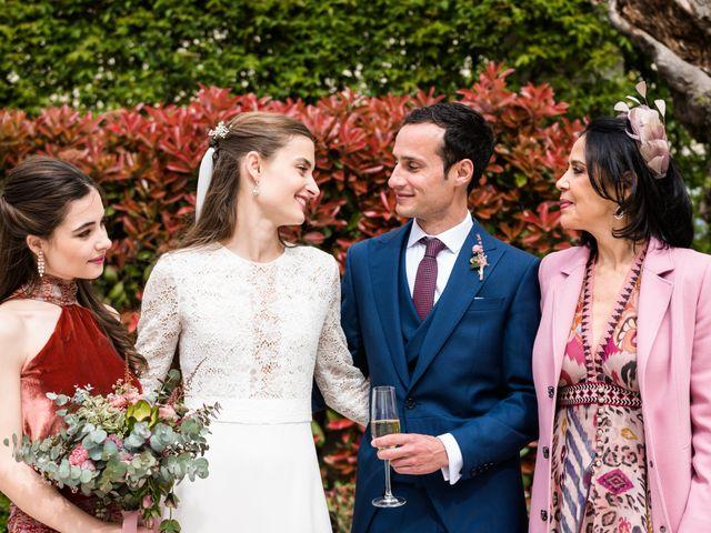 La boda de Nacho y María en Madrid, Madrid 109