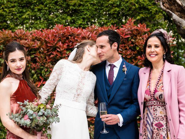 La boda de Nacho y María en Madrid, Madrid 110