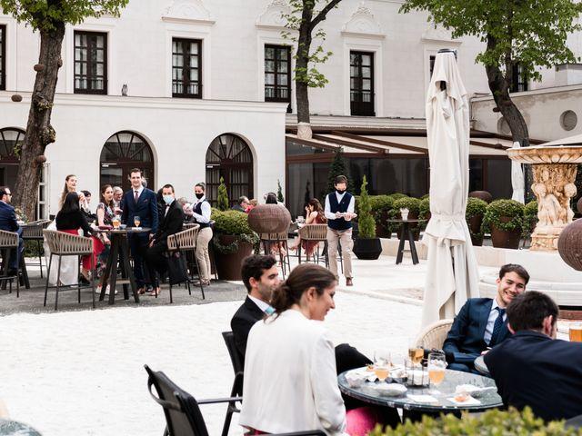 La boda de Nacho y María en Madrid, Madrid 121