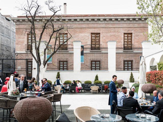 La boda de Nacho y María en Madrid, Madrid 122